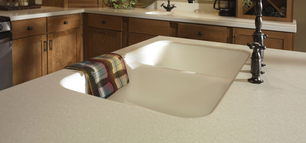 Solid Surface Countertops – Premier Countertops