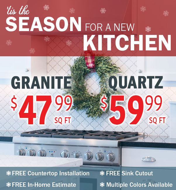 Tis the Season for a New Kitchen